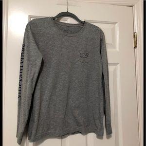 Vineyard Vines designer long sleeve shirt S